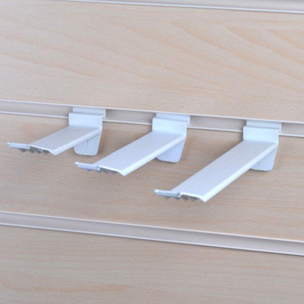 White Plastic Euro Arms