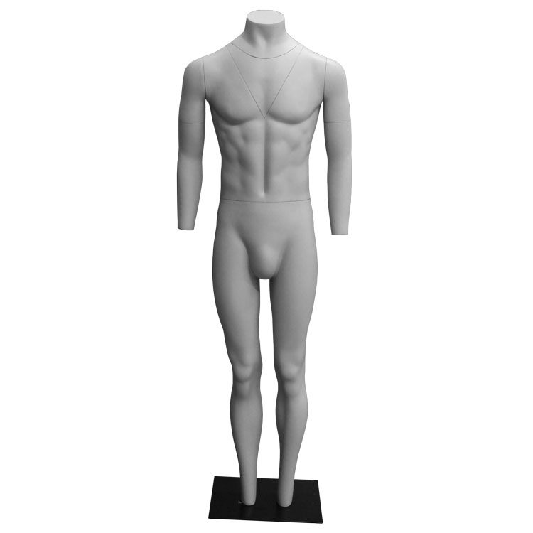 Male Ghost Mannequin
