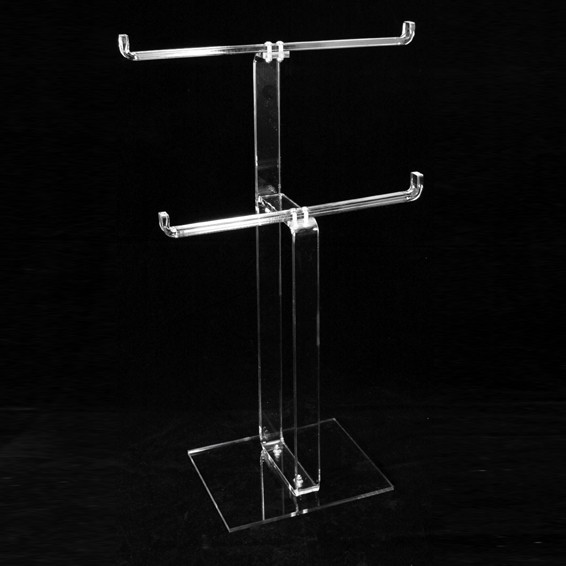 Two Tiered Heavy Duty Necklace Stand