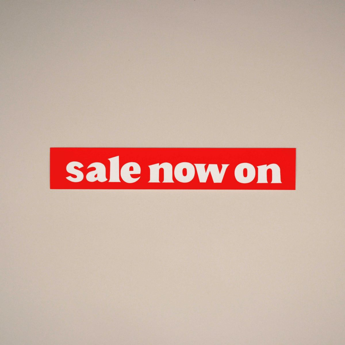 Medium Sale Now On Paper Poster