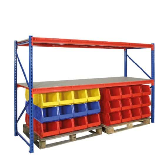 Heavy Duty Longspan Storage Racking