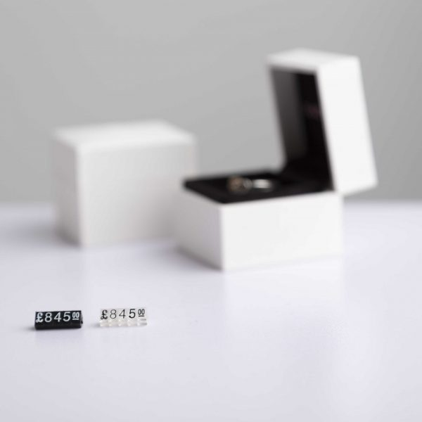 Nouvelle Mini Price Cube - Extra Characters
