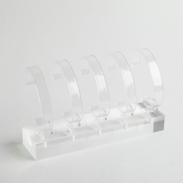Acrylic Multi Watch Display Stand